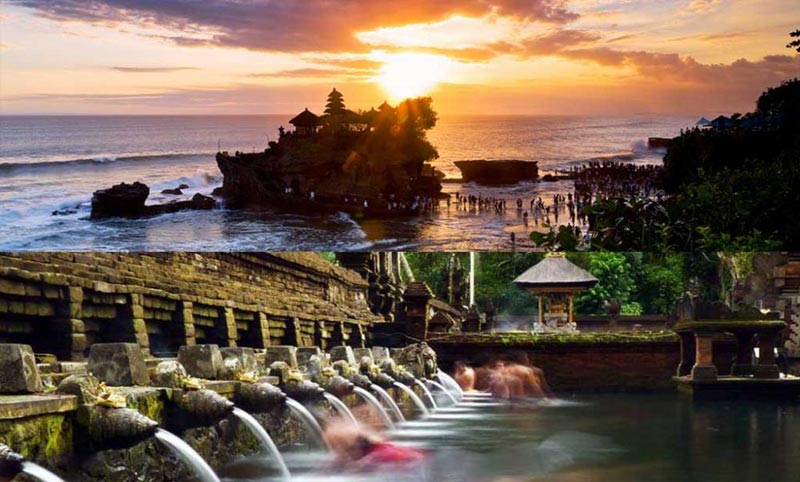 Eat Pray Love In Bali With Lembongan - Honeymoon Tour