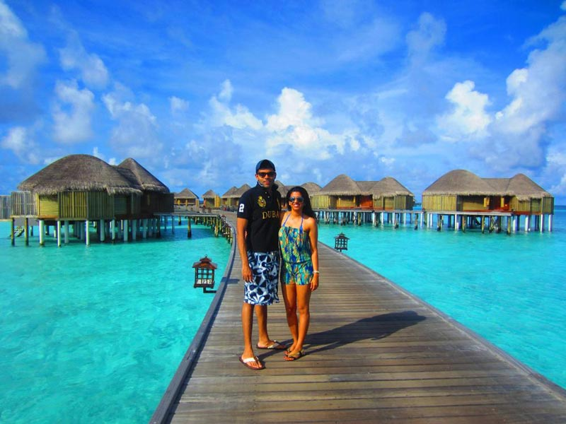 Romantic Maldives Ex Banglore Tour