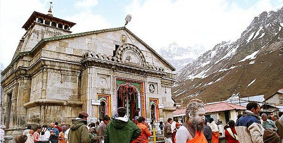 Ekdham Shri Kedarnath Yatra Tour Package