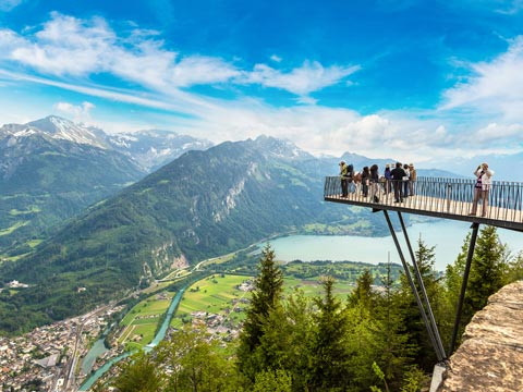 Natural Switzerland Tour