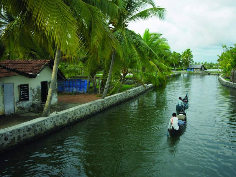 Alleppey Trivandrum  5 Days Tour Package