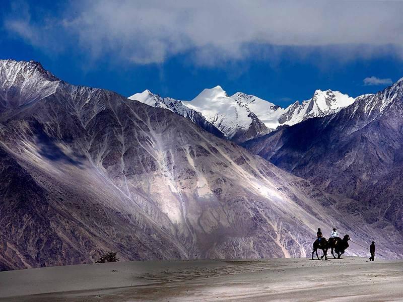 Jammu Kashmir And Ladakh Packages 07days Tour
