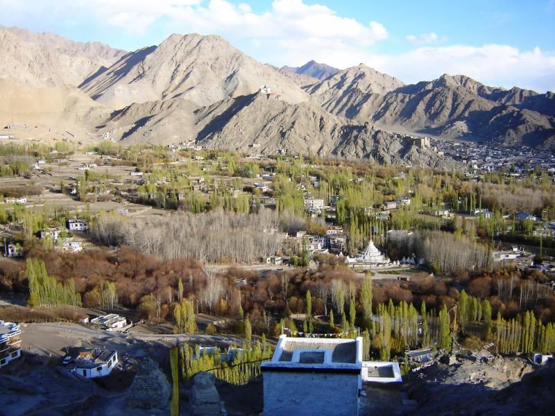 Srinagar With Ulektopko Tour