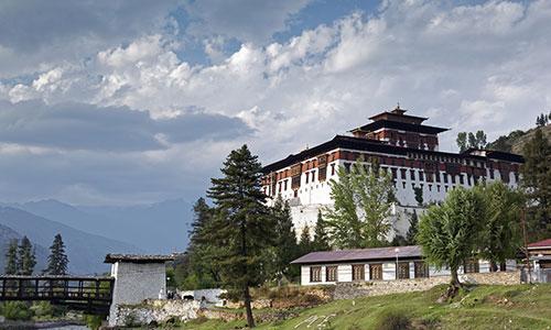 Druk Wangyel Tshechu Tour