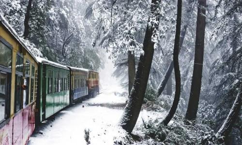 Shimla - Manali Snowpoint - Manikaran Tour