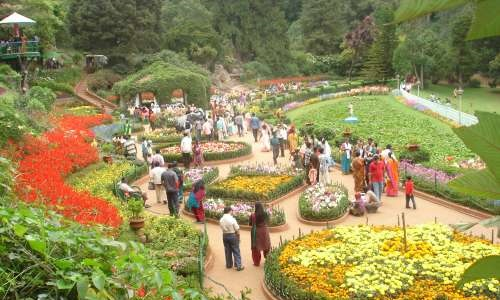 Ooty - Hyderabad Tour