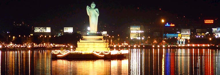 Hyderabad-Vizag-Araku Tour