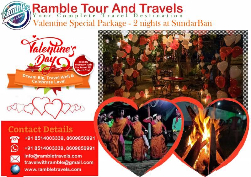 Valentine's Day Special, Explore Sunderban