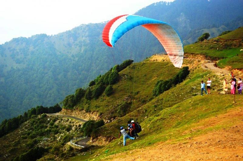 Himachal Of Bir Billing Paragliding Tour