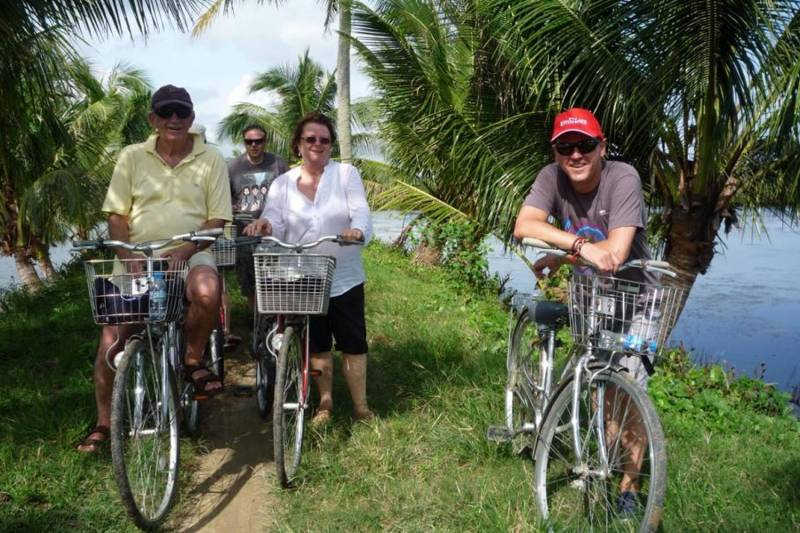 Hoi An Farming & Fishing Experience Day Tour