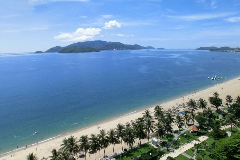 Nha Trang 4 Islands Excursion