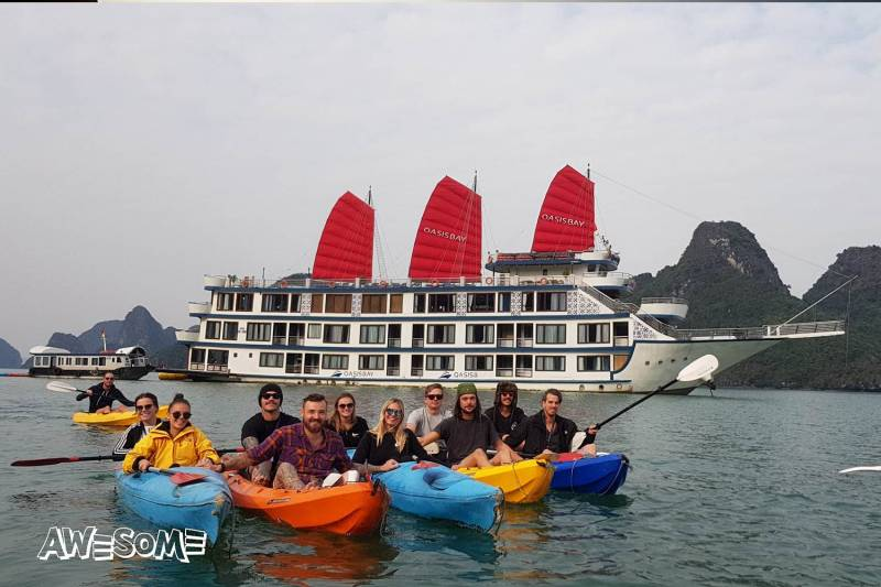 3 Days 2 Nights Oasis Bay Party Cruise & Freedom Island