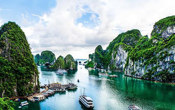 Highlight Halong Bay - Sapa In 4 Nights Overnight On Cruise And Homestay Tour