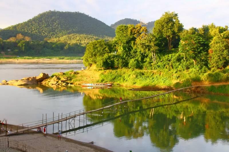 Half Day Nam Khan River Kayaking