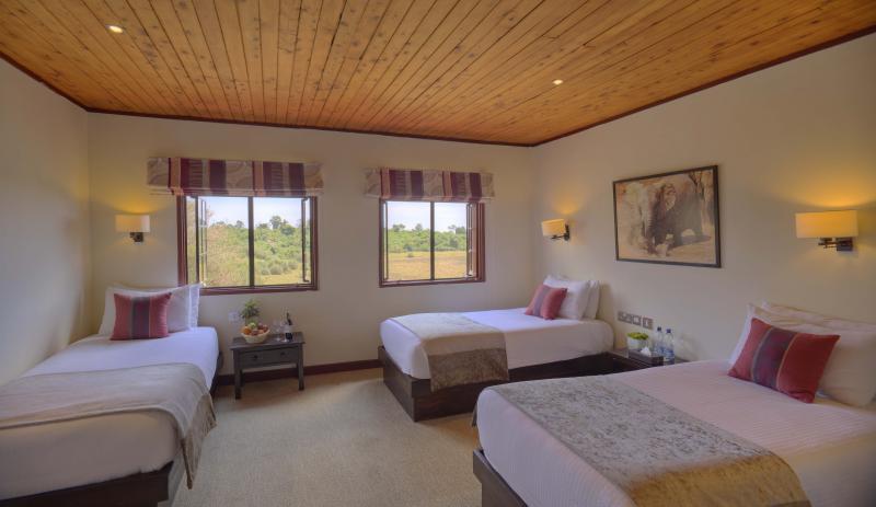 Kenya Big Five Luxury Safari Aberdare, Lake Nakuru Maasai Mara