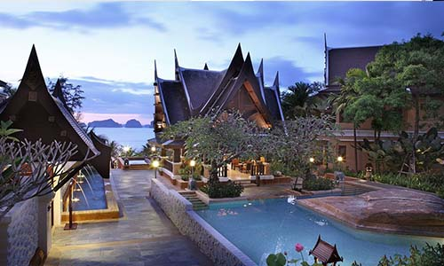 Phuket Krabi And Bangkok Tour