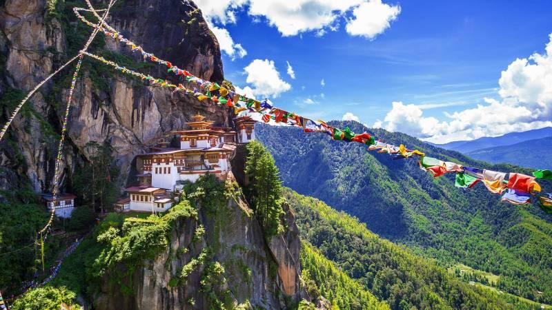 05 Nights 06 Days Bhutan Tour
