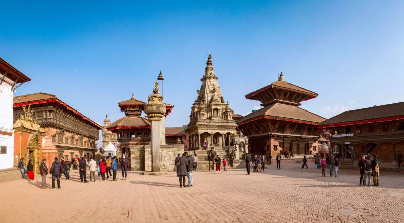 Nepal Tour Package 04 Night 05 Days
