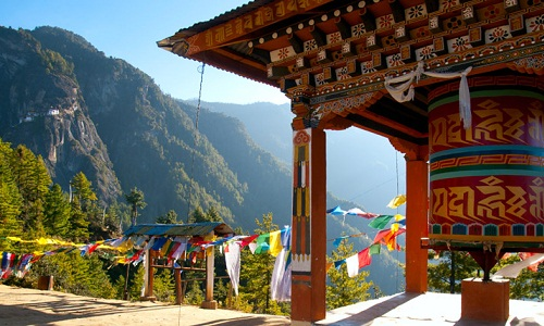 The Heavenly Bhutan Tour