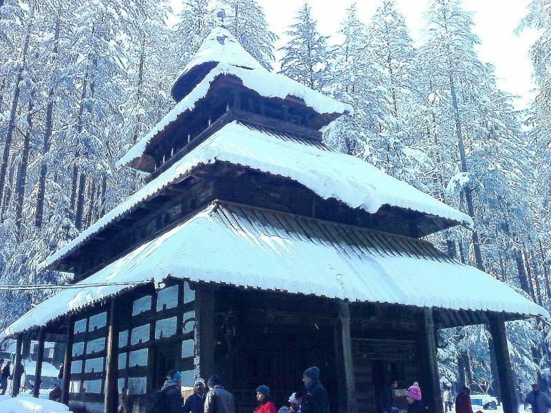 Shimla-manali Sharing Tour By Cab