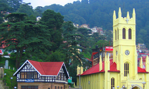 Beautiful Shimla And Manali Tour By Volvo - Cab