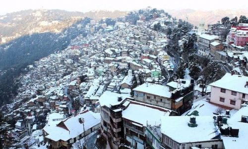 9 Days Himachal Package