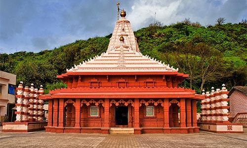 Maharashtra Temple Tour Raigad Dapoli Ratnagiri - Private Car