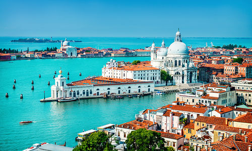Paris To Venice Air Package