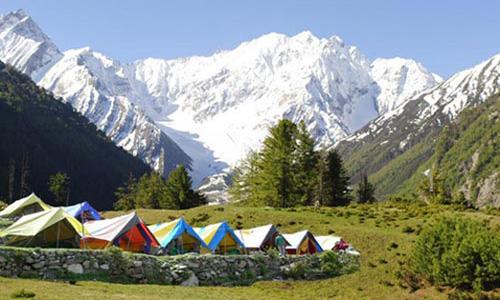 Indrahar Pass Trekking Tour