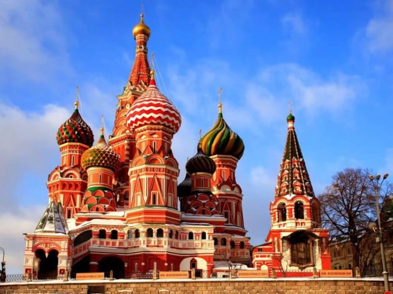 Russia Tour 6n/ 7 D
