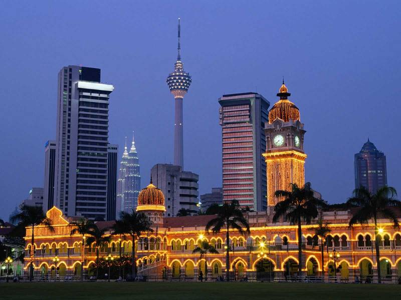 Singapore And Malaysia 7 Days Tour