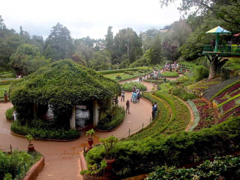Banglore Mysore Ooty Kodaikanal Tour