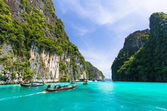 Visit Phuket, Phi Phi Island & Krabi Tour