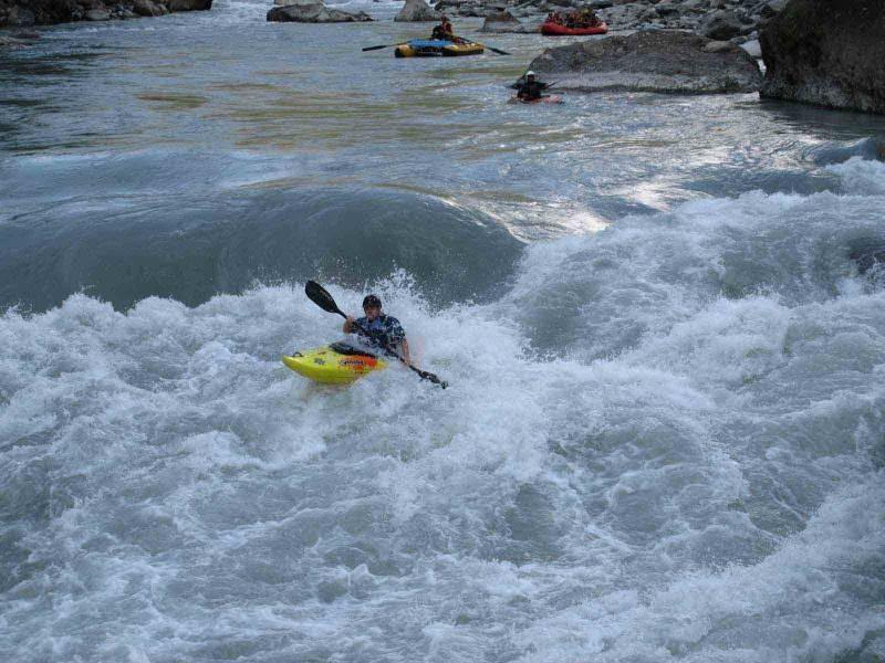 Brahmaputra Rafting Tour