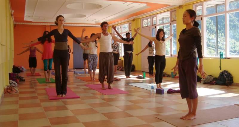 Yoga In The Valley Of Kangra Tour