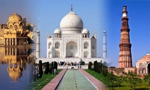 Rajdhani Agra Manali Tour Package
