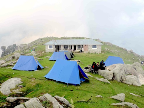 Triund Trekking & Camping Package