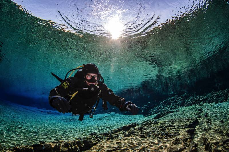 Grande Island Scuba Diving Package