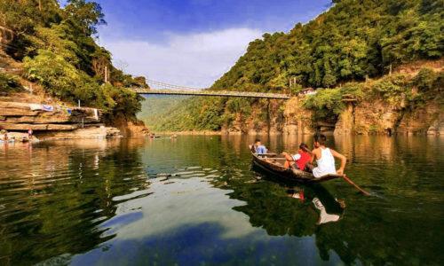 Guwahati - Cherrapunjee - Bomdia - Tawang Tour
