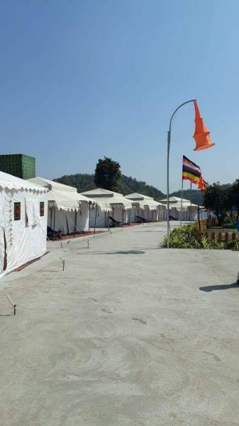 Narmada Tent City Packages For 2 Days