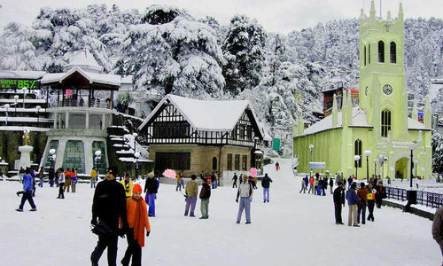 Romantic Manali Package