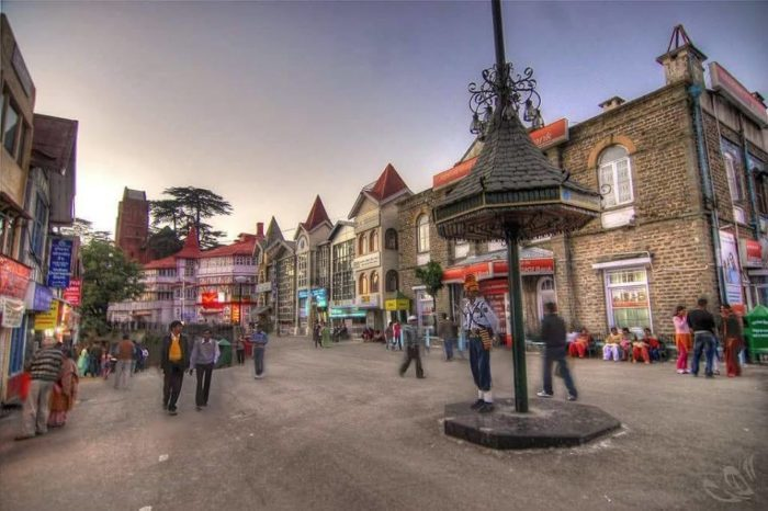 Queen Hills Shimla For 3 Days Tour