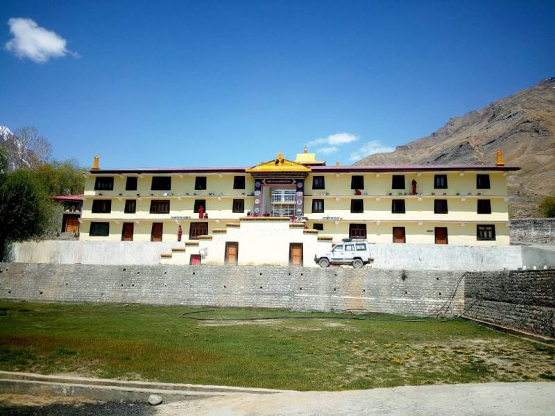 Kinnaur With Spiti Valley Ex Chandigarh Tour
