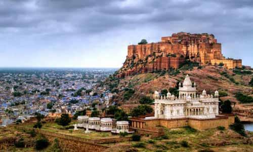 Udaipur Mount Abu Rankapur- Jodhpur Tour