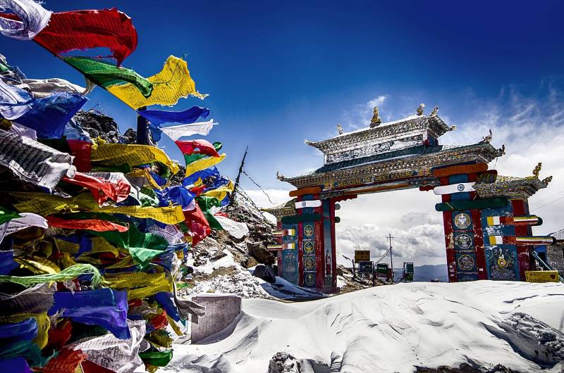 TOP TOURIST ATTRACTIONS IN TAWANG TOUR