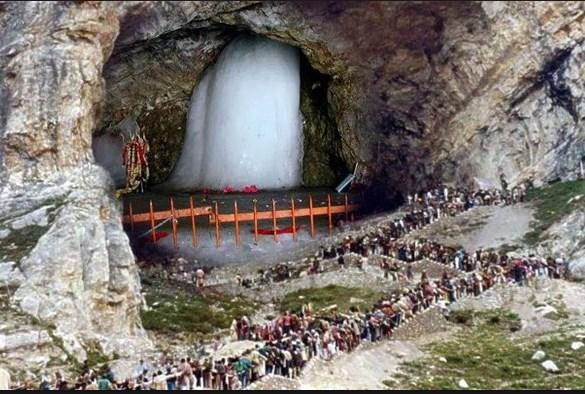 Amarnath Cave Via Pahalgam Tour