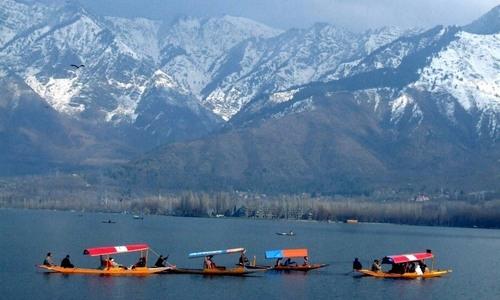 Thrilling Kashmir Tour