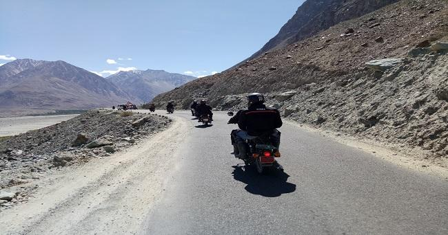 Leh Bike Tour From Srinagar