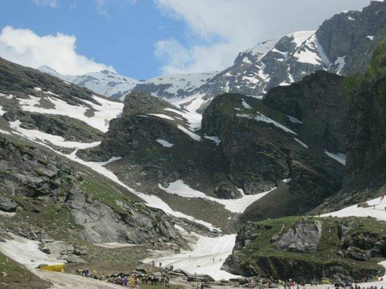 Manali Chandertal Cycling Tour
