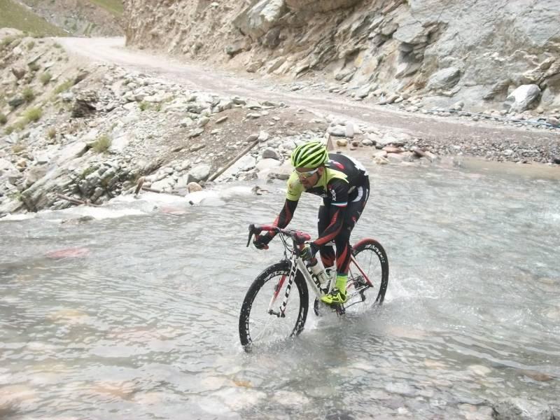 Manali-leh Cycling Tour